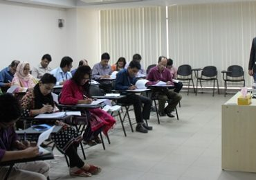 A Series of Workshops for Staff Development Held at IQAC, IUB