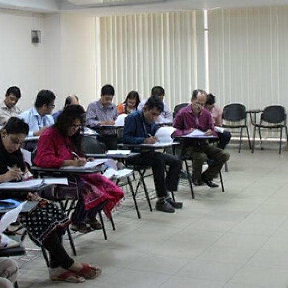 A Series of Workshops for Staff Development Held at IQAC, IUB