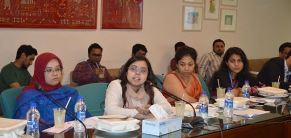 Workshop on Peer Review and Documentation Held at IUB