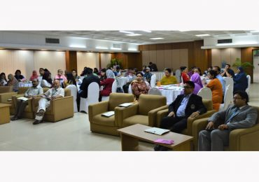 Workshop on Whole Person Education Held at IUB