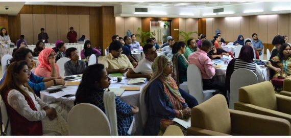 Workshop on Whole Person Education Held at IUB