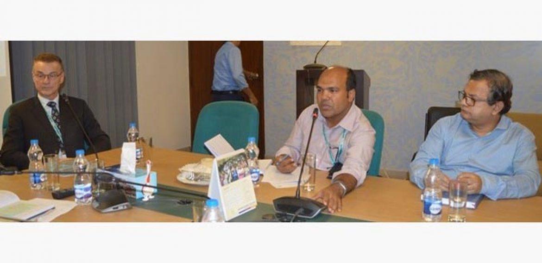 Discussion on Post-Self-Assessment Improvement Plan (PSAIP) held at IQAC, IUB